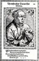 Парацельс — знаменитый врач и алхимик