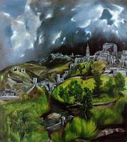 Вид Толедо (Эль Греко)