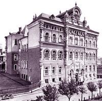 Здание Политехнического музея в Москве