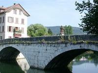 Мост Непомуцкого в Дорнахе