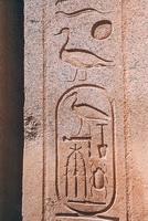 Древнеегипетский картуш Тутмоса III