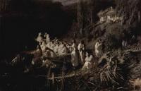 Майская ночь (И.Н. Крамской, 1871 г.)
