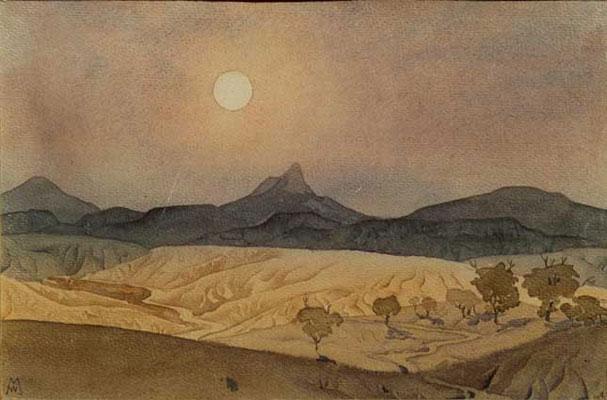 Радужная ночь (Волошин М.А.)