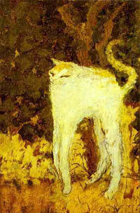 Белый кот (П. Бонар)