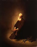 Святой Пётр в тюрьме (Рембрандт)