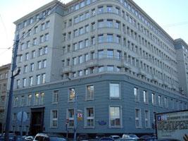Здание Федеральной налоговой службы (ФНС) России