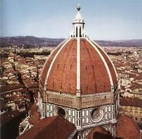 Купол собора Санта-Мария дель Фьоре (Ф. Брунеллески)