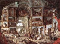 Римские древности (Дж. Паоло Паннини)