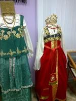 Одежда с Торжокским золотым шитьем