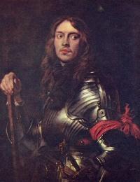 Портрет рыцаря с красной повязкой