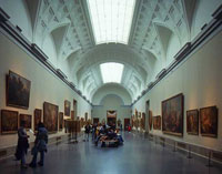 Музей Прадо (интерьер)