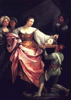Саломея с головой Иоанна Крестителя (Г. Рени)