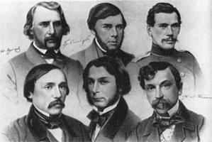 Писатели — сотрудники журнала Современник