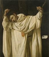 """Картина """"Святой мученик Серапион"""""""